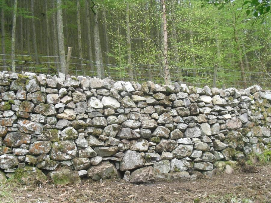 Cumbria Dry Stone Walling
